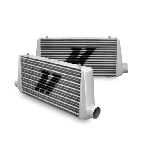 Mishimoto Universal Silver M Line Bar & Plate Intercooler