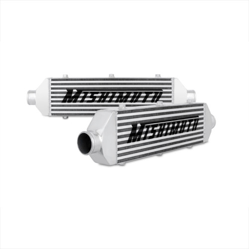 Mishimoto Universal Silver Z Line Bar & Plate Intercooler