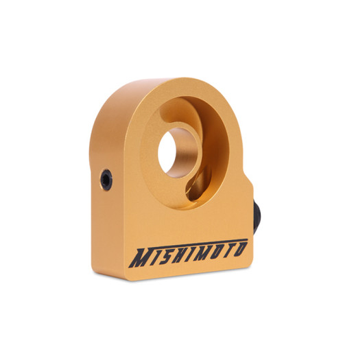Mishimoto Thermostatic Gold M20 Oil Sandwich Plate