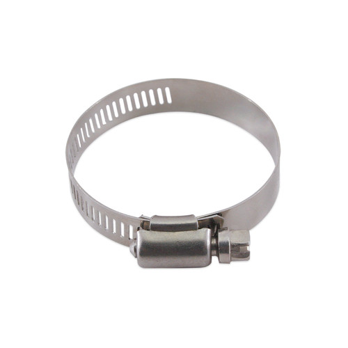 Mishimoto High-Torque Worm Gear Clamp 0.31in.-0.47in. (8mm-12mm) - Pack of 10