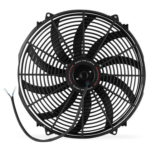 Mishimoto 16 Inch Curved Blade Electrical Fan