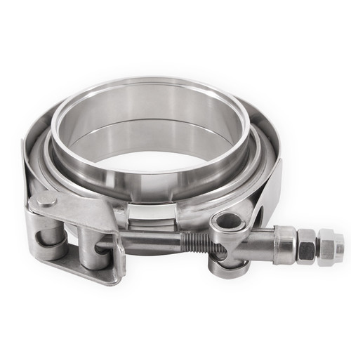 Mishimoto Stainless Steel V-Band Clamp 1.5in. (38.1mm)