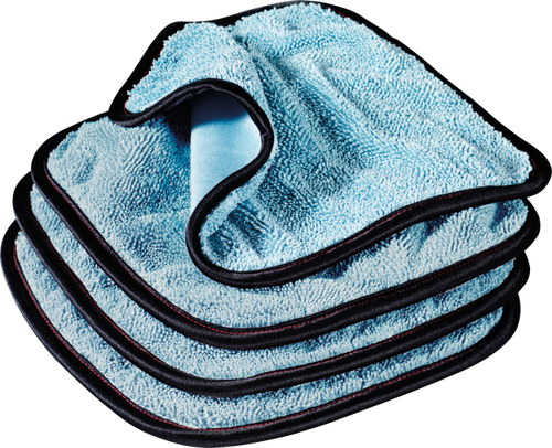 Griots Garage PFM Dual Weave Glass Towel (Set of 4)