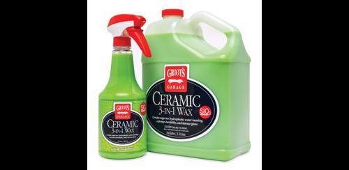 Griots Garage Ceramic Wax 3-in-1