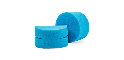 Griots Garage Blue Detail Sponges (Set of 2)