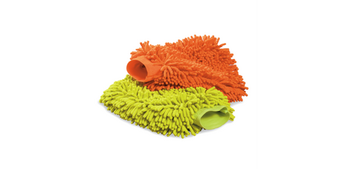 Griots Garage Microfiber Wash Mitts (Set of 2)