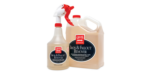 Griots Garage Iron & Fallout Remover - 35oz