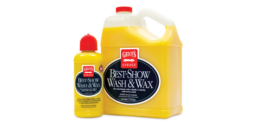Griots Garage Best of Show Wash & Wax - 16oz