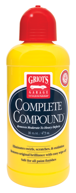 Griots Garage Complete Compound - 16oz