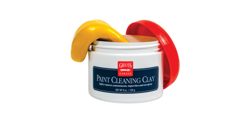 Griots Garage Paint Cleaning Clay - 8oz