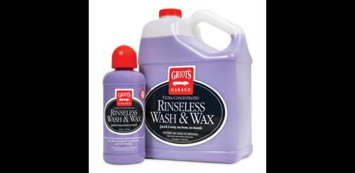 Griots Garage Rinseless Wash & Wax - 16oz