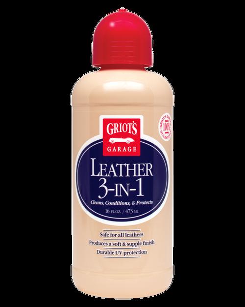 Griots Garage Leather 3-in-1 - 16oz