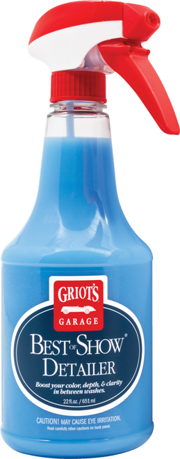 Griots Garage Best of Show Detailer - 22oz