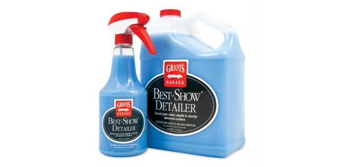 Griots Garage Best of Show Detailer - 1 Gallon