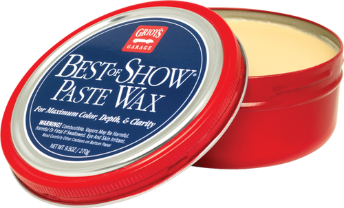 Griots Garage Best of Show Paste Wax