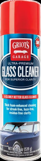 Griots Garage Foaming Glass Cleaner - 19oz