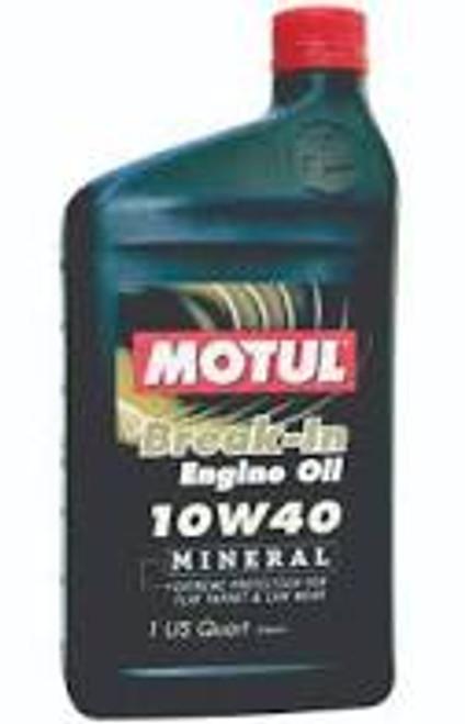 Motul 1 QT Classic Break-In Oil 10W40
