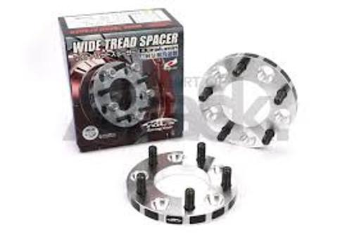 Project Kics 12X1.25 5-114.3 Wide Tread Spacers - 15MM