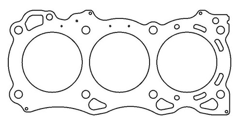 Cometic Nissan VQ30/VQ35 V6 96mm RH .030 inch MLS Head Gasket 02- UP