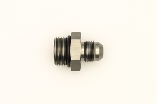 DeatschWerks 8AN ORB Male To 6AN Male Adapter (Includes O-Ring)