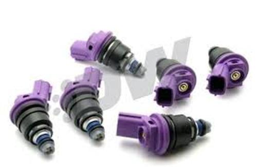 DeatschWerks 96-99 Nissan I30 VQ30 / RB25DET / Maxima VQ30de / 300zx 740cc Side Feed Injectors