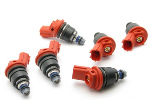 DeatschWerks 96-99 Nissan I30 VQ30 / Maxima VQ30de / 300zx 270cc Side Feed Injectors