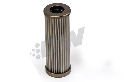 DeatschWerks Stainless Steel 100 Micron Universal Filter Element (fits 160mm Housing)