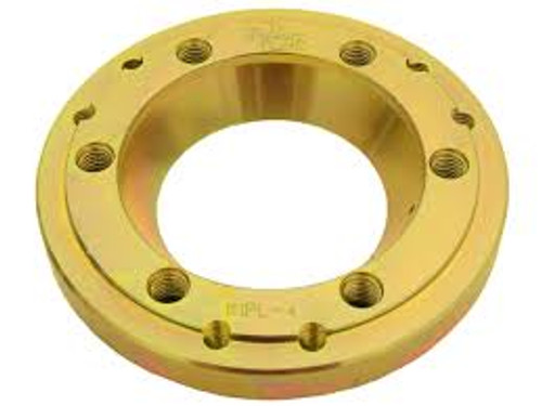 DSS Nissan 240SX 6-Bolt (2x2x2 Pattern) to 108 mm Conversion Plate (.646 inch Thick)