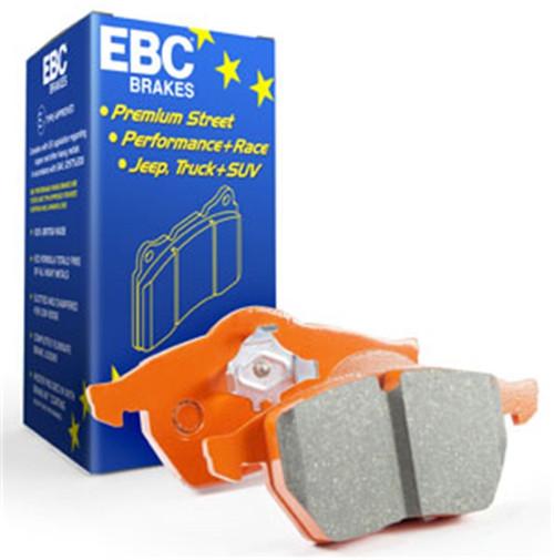 EBC 03-04 Infiniti G35 3.5 (Manual) (Brembo) Orangestuff Rear Brake Pads