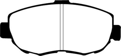 EBC 93-97 Lexus GS300 3.0 Yellowstuff Front Brake Pads