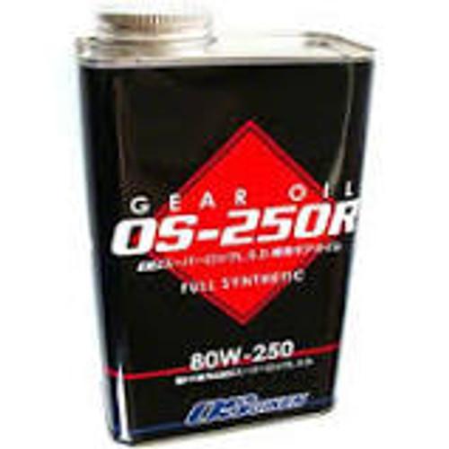 OS Giken 80W-250 Gear Oil - 1 Liter