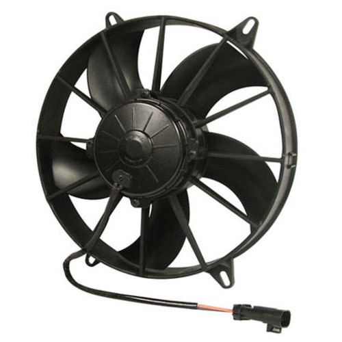 SPAL 1604 CFM 11 inch High Output Fan - Pull
