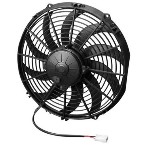 SPAL 1959 CFM 16 inch High Performance Fan - Push / Curved