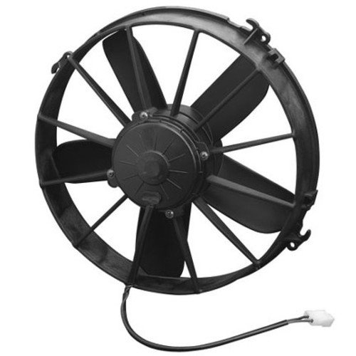 SPAL 1640 CFM 12 inch High Performance Fan - Push / Straight