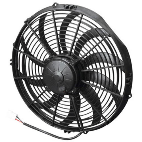 SPAL 1840 CFM 14 inch High Performance Fan - Push / Curved