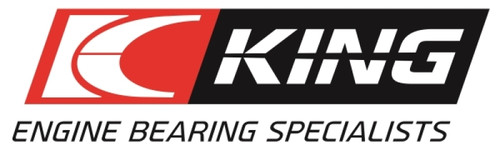 King Nissan 2.5L RB25DET 24V (Size 0.25mm) Performance Main Bearing Set