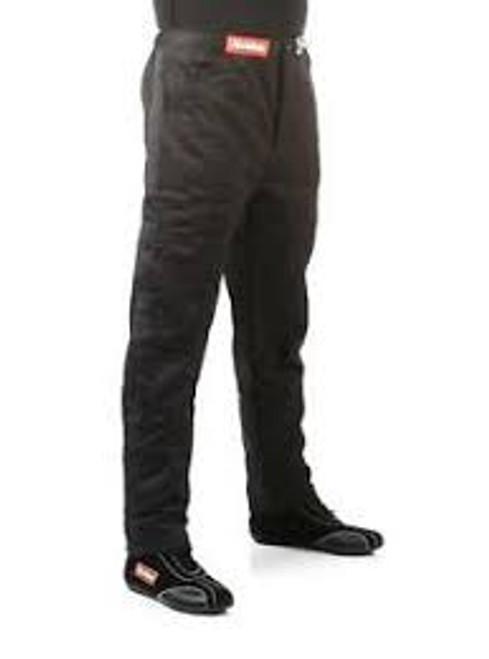 RaceQuip Black SFI-1 1-L Pants 5XL