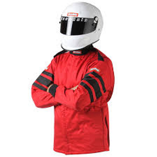 RaceQuip Red SFI-1 1-L Jacket - Small