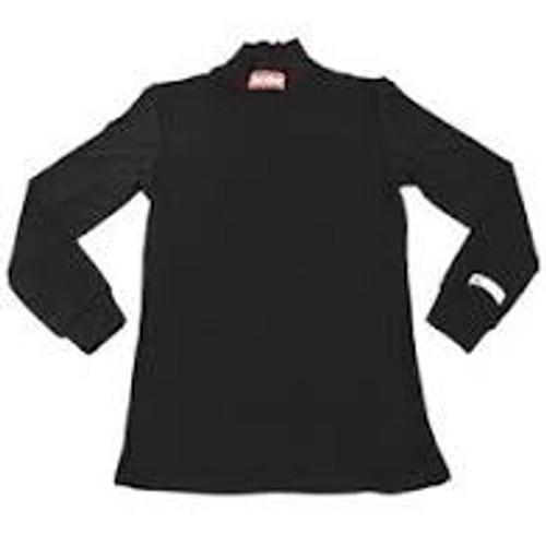 RaceQuip Black SFI 3.3 Fr Underwear Top - XL