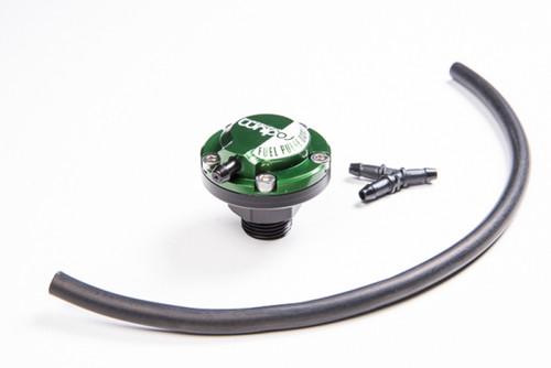 Radium Engineering FPD-R Direct Mount 8AN ORB Fuel Pulse Damper Kit