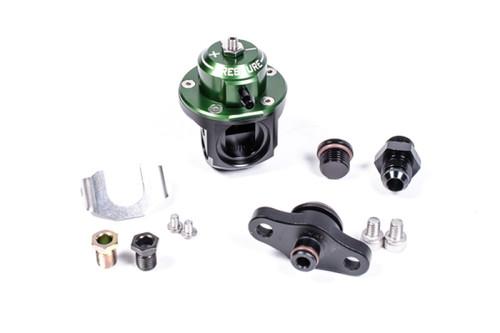 Radium Engineering DMR 11mm Bore 39mm Spacing Fuel Pressure Regulator - Black