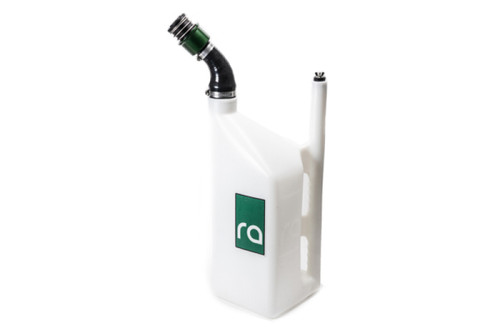 Radium 6 Gallon Quick Fill Dump Can 1.5in Dry Break