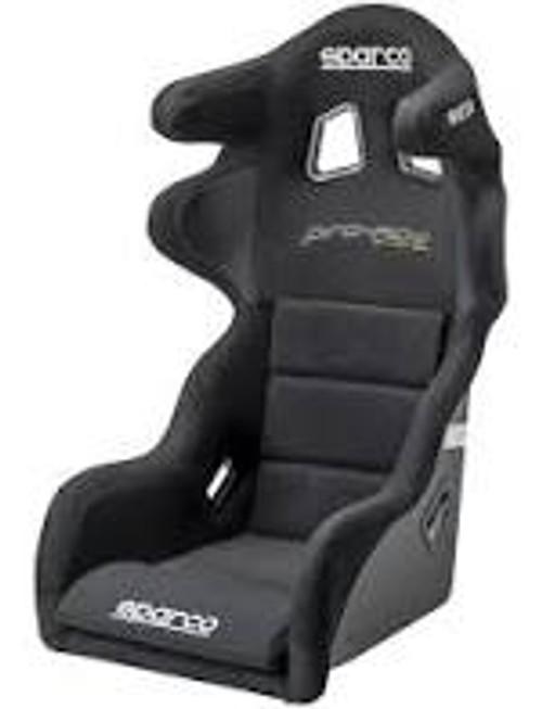 Sparco Seat Pro Adv Lf Black 2017
