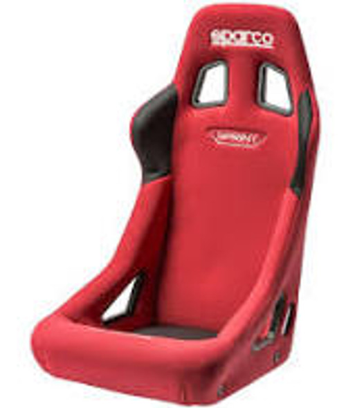 Sparco Seat Sprint Lrg 2019 Red