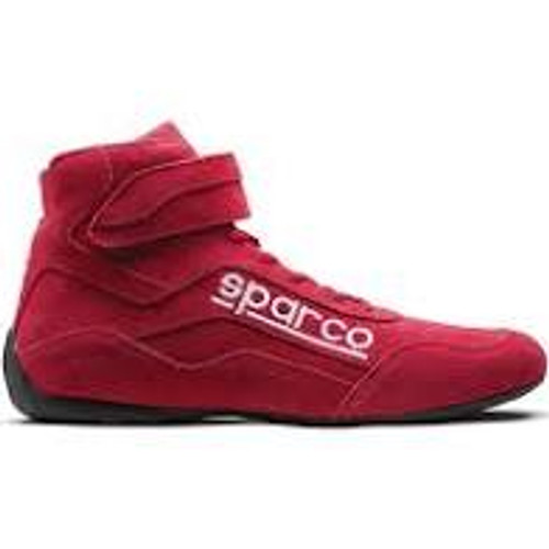 Sparco Shoe Race 2 Size 10 - Red