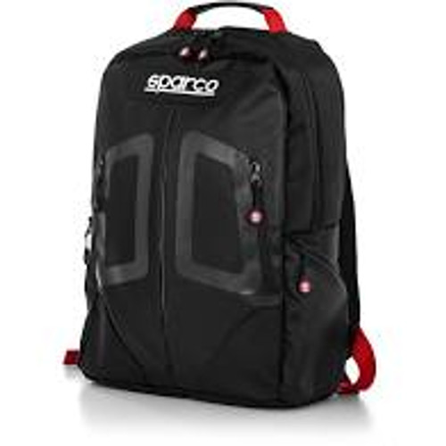 Sparco Bag Stage BLK/RED