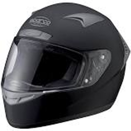 Sparco Helmet Club X1-DOT L Black