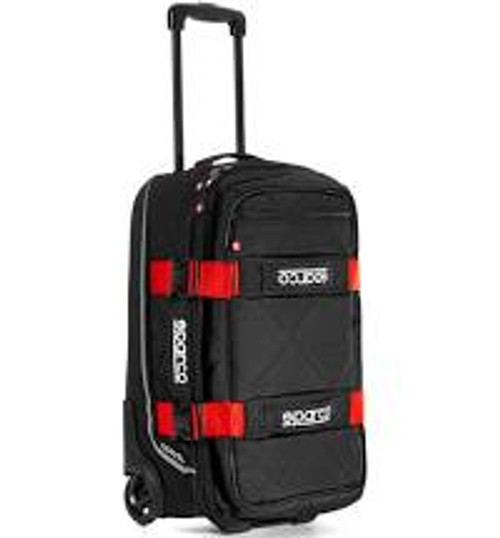 Sparco Bag Travel BLK/RED
