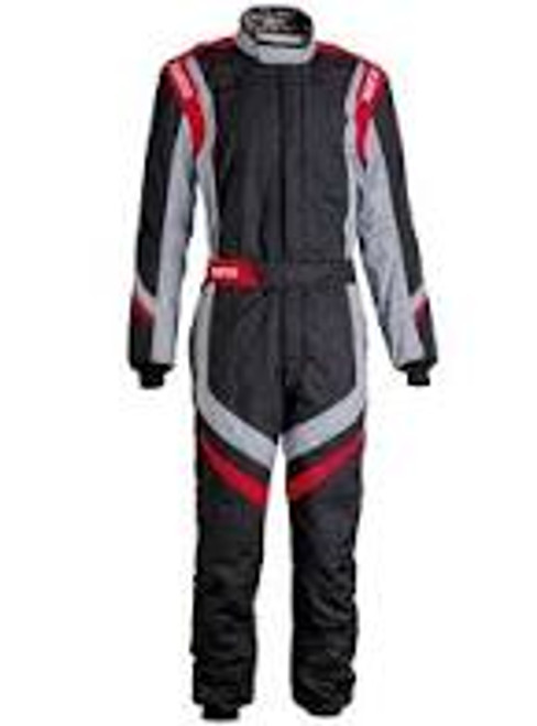 Sparco Suit Prime SPEC SP-16 Special Edition 60 X-Large Wht/Blk