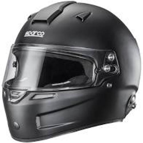 Sparco Helmet AIR RF-5W Kevlar / Fiberglass Large Black